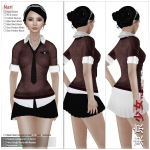 Outfit Nari Rose Brown