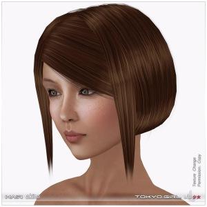 Tokyo.Girl Hair Akina Ad