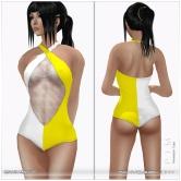 Tokyo.Girl - Swimsuit Pim Yellow Ad