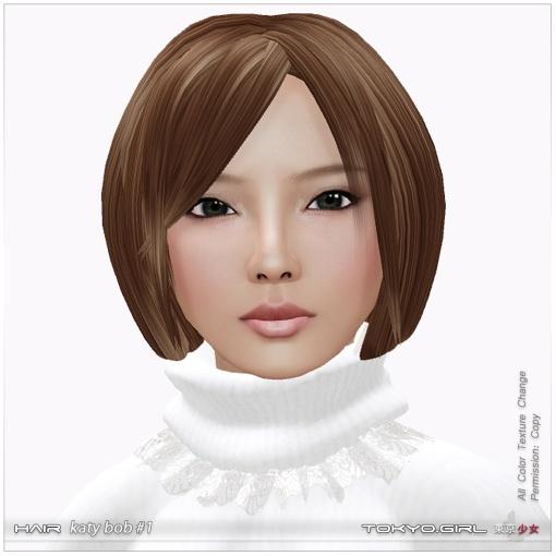 Tokyo.Girl Hair Katy Bob 1 Ad
