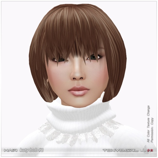 Tokyo.Girl Hair Katy Bob 2 Ad