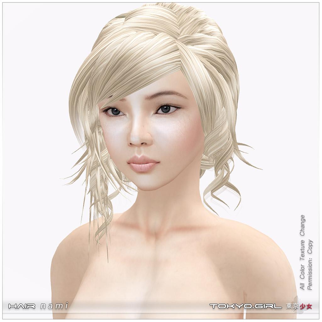 avatar hair | Tokyo.Girl