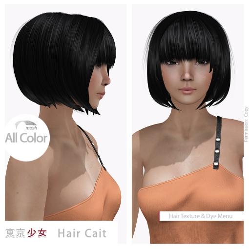 Tokyo.Girl Hair Cait Ad2