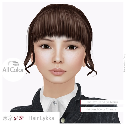 Tokyo.Girl Hair Lykka Ad2