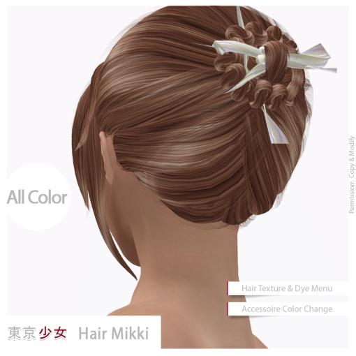 Tokyo.Girl Hair Mikki Ad2