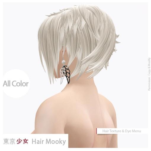 Tokyo.Girl Hair Mooky Ad2
