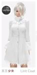 Tokyo.Girl Lirit Coat White Ad